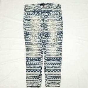 Forever 21 Distressed Tribal  Pants Size 31